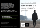 Arriving in the UK isn't the end of a young refugee's journey - general leaflet (A6 booklet)