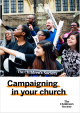 Campaigning in your Church (A4 booklet)