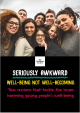 Seriously Awkward – Well-Being not Well-Becoming (A4 booklet)