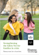Strengthening the Safety Net for families in crisis (A4 booklet)